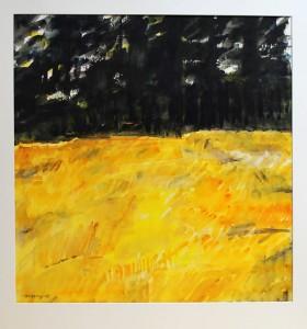Det gula fältet
